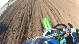Lance Buttery WTMX Novice 250 Moto 2 10/20/13