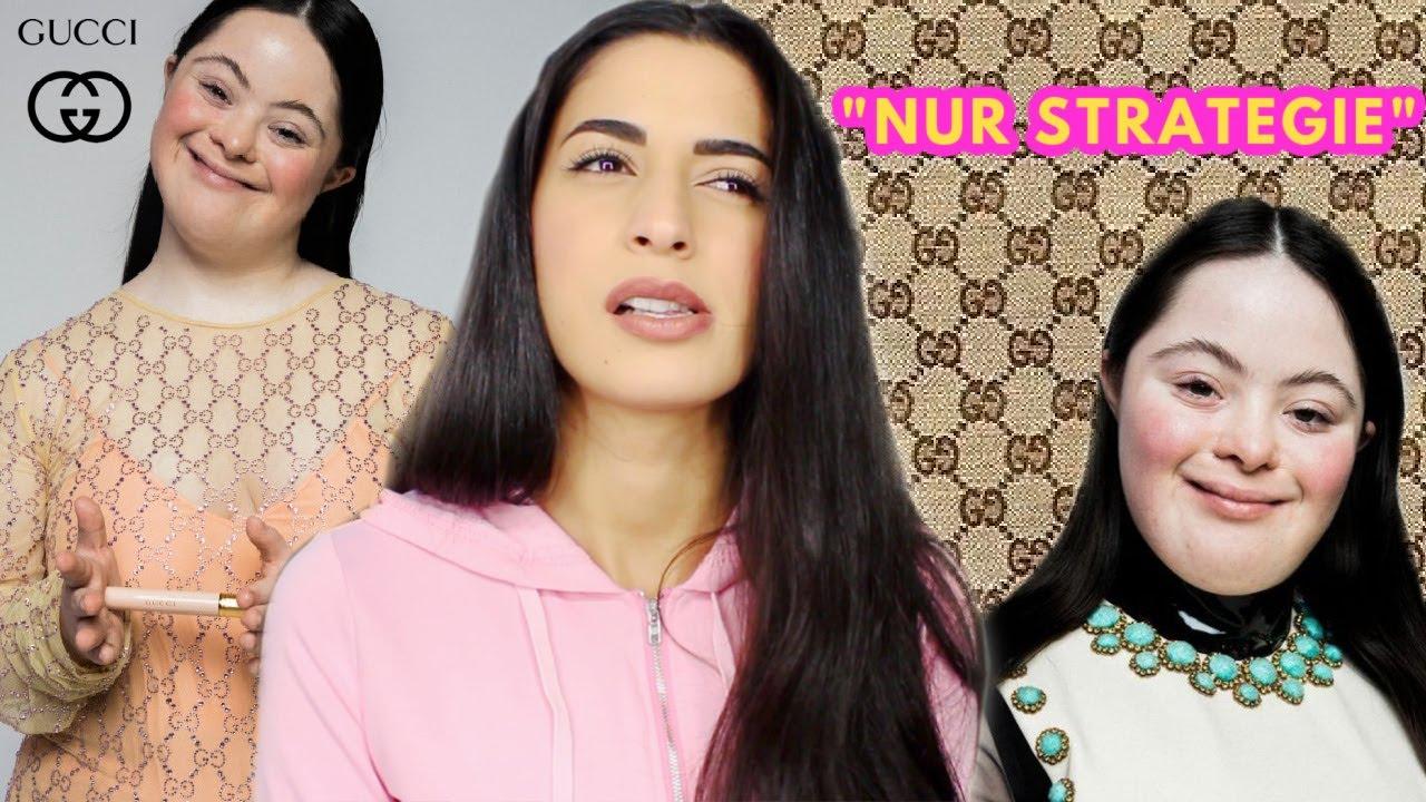 Gucci nutzt Model aus, um das eigene Image zu polieren