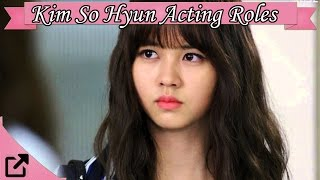 Video Top Kim So Hyun Drama Acting Roles download MP3, 3GP, MP4, WEBM, AVI, FLV Maret 2018