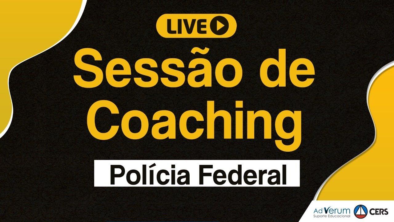 Sessão de Coaching para Agente Federal   Com Jeferson Di Schiavi