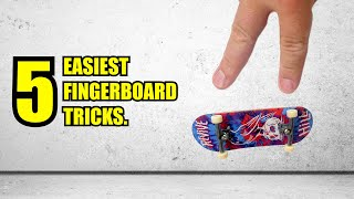 HOW TO FINGERBOARD: Cheat Tricks