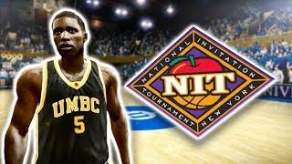 NIT Season Tip-Off Tournament | NCAA Basketball 10 UMBC Dynasty Ep. 2