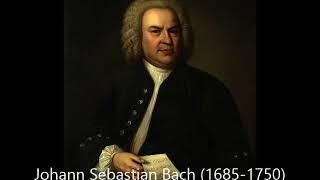 Johann Sebastian Bach (1685 - 1750) Konzert in G Dur BWV 973