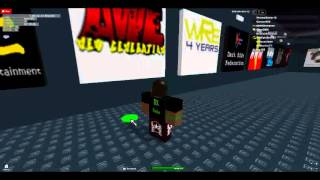 Roblox Ro-Wrestling Hall of Fame