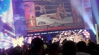 Zack Ryder on WWE Superstars