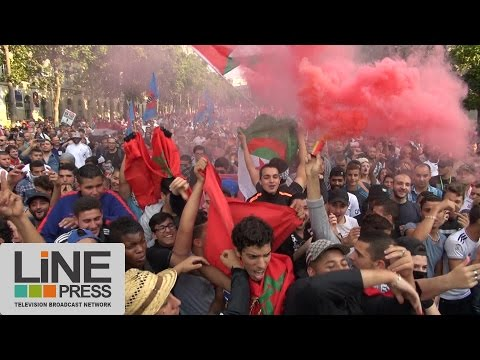 Manifestation pro-palestinienne / Paris - France 23 juillet 2014
