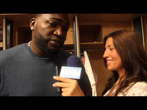 All-Star Game 2013 David Ortiz Interview
