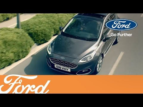 Ford Fiesta | Openable Panoramic Roof | Ford UK