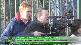 "Fotbalul românesc a ajuns ""vedetă"" la BBC"