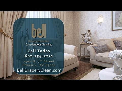 Bell Drapery Cleaners, Inc. | Phoenix AZ Cleaning Services