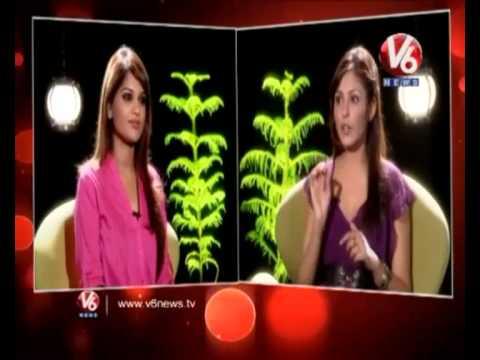 Kathi Karthika Exclusive Interview With Actress Madhu Shalini   V6 News