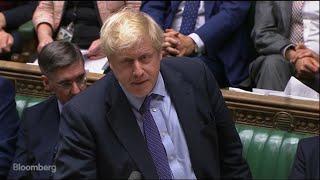 جونسون يقول البرلمان التصويت يخلق 'اليقين'