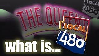 What is the Local 480 in Phoenix Arizona?