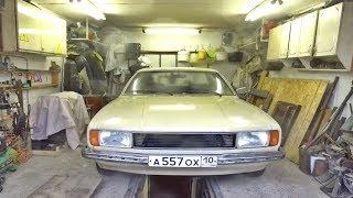 Устраняем ПРИЧИНУ ПОЖАРА! Ford Taunus 1978