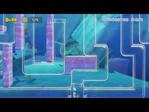 clear-pipe-maze-by-darksouls2---super-mario-maker-2---no-commentary-1bt