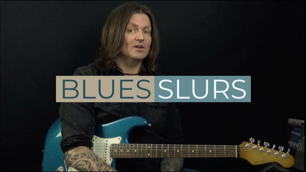 Blues Slurs