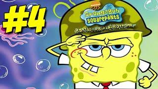 Spongebob Squarepants Battle for Bikini Bottom - Walkthrough Part #4