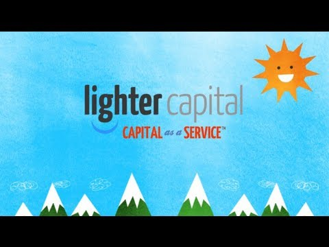 Introduction to Lighter Capital and Revenue-Based Finance
