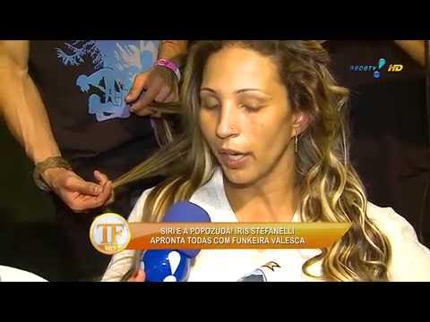 TV Fama 09/06/2014 - Valesca Sobre Jogos Da Copa  'Se Ganhar Ingresso, Eu Vou'