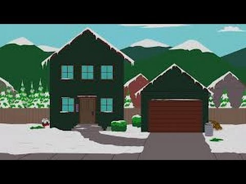 South Park Sot Easter Egg Exploring Stan S House