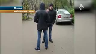 Дракой закончился конфликт двух водителей в Москве