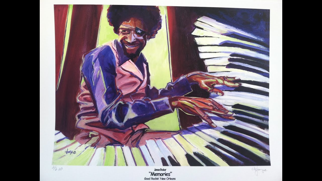 Image result for james booker slowly but surely
