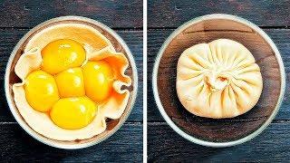 26 MẸO NẤU ĂN NGON TUYỆT || Ý tưởng làm bánh đơn giản và Công thức siêu tốc