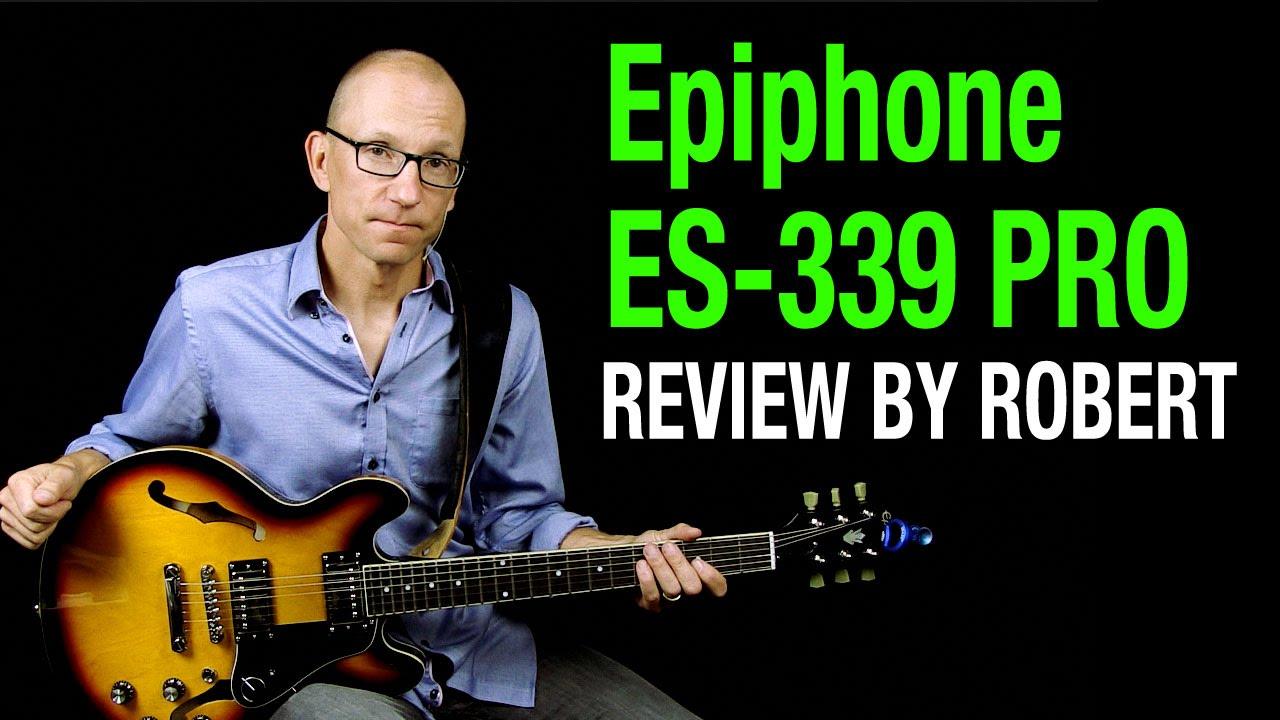 Epiphone ES-339 PRO on