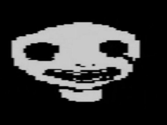 Imscared white face
