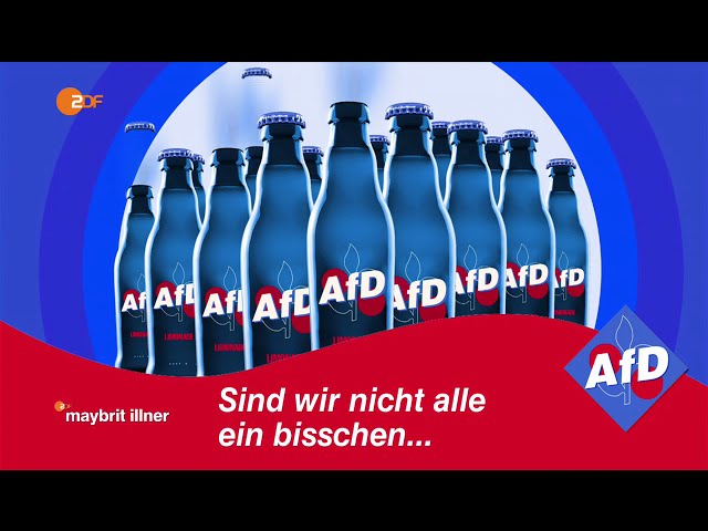 Der Niedergang der Volksparteien 12.05.2016 Maybrit Illner - Bananenrepublik