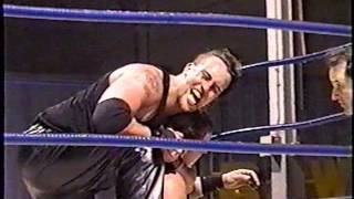Kowboy Mike Hughes vs Custom Made Man - RAW - November 14th 2000