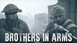 Battlefield 1 - Brothers in Arms - Cinematic Short Film ( Part 1 )