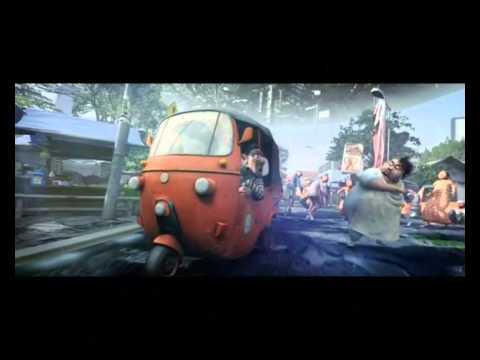 Lakon - Pada suatu ketika   Animasi buatan Indonesia