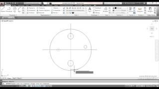 Урок 5  Редактирование в AutoCAD (Автокад): зеркало, фаска, сопряжение, подобие