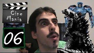 Godzilla, Círculo de Fogo e Planeta dos Macacos: O Confronto - CineMania 06