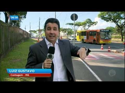 Ônibus despenca de viaduto e 19 pessoas ficam feridas em Minas Gerais