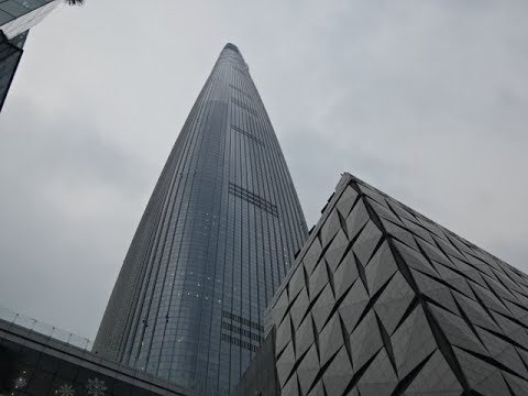 Signiel Hotel, Lotte World Tower, Seoul, South Korea
