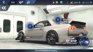Need for Speed No Limits | Nissan Skyline GT-R R32 CUSTOMIZATION