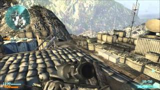 Medal of honor 2011 Game play\ frag HD