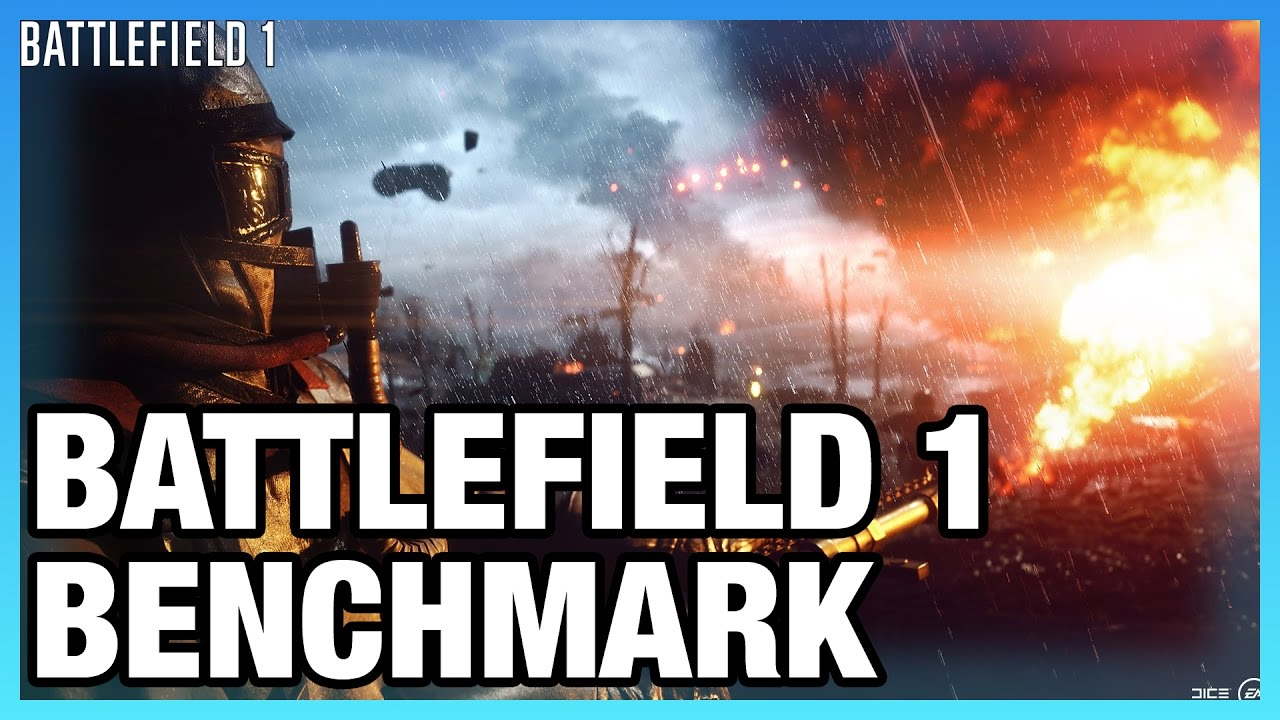 Battlefield 1 GPU Benchmark – Dx11 & Dx12 Tested on 11 Video