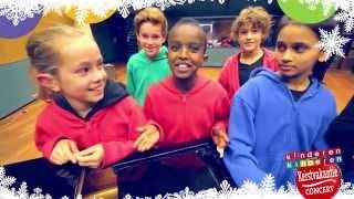 Kom naar het Kinderen voor Kinderen Kerstvakantieconcert