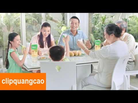 Quảng Cáo Sữa Đậu Nành Nuti Mới 2016 Cho Bé Yêu [Full HD]