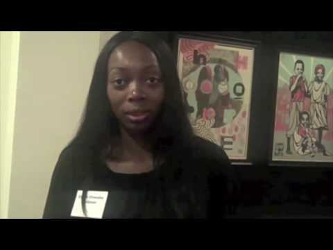 Eunice Chiweshe Goldstein at the 3rd Annual HBFF Film Finance & Distribution Summit