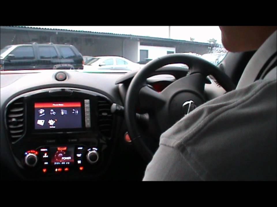 2011 Nissan Juke 1.5 CVT review (Test Drive) - YouTube