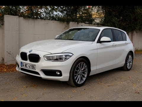 test bmw 118i 2016 youtube. Black Bedroom Furniture Sets. Home Design Ideas