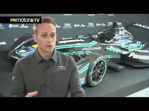 Jaguar Racing Reveal Their Formula E Car And Drivers Ahead Of The New Season By Prmotor Tv