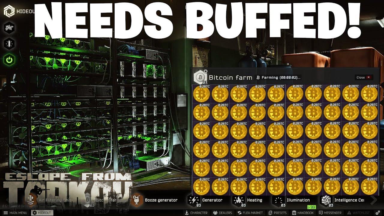 Come ottenere bitcoin in fuga da tarkov. Come ottenere il contenitore gamma in Fuga da Tarkov