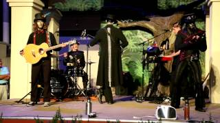 Steam Powered Giraffe: Ju Ju Magic - final set at the zoo 2012