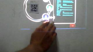 Faster Augmented Product Application Using QR Code