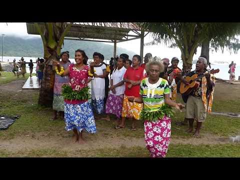 Samarai Island, Papua New Guinea